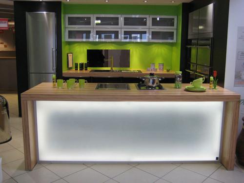 Ilot de cuisine r tro clair pour cuisine schmidt filliung afdesign le blog - Eclairage pour ilot de cuisine ...